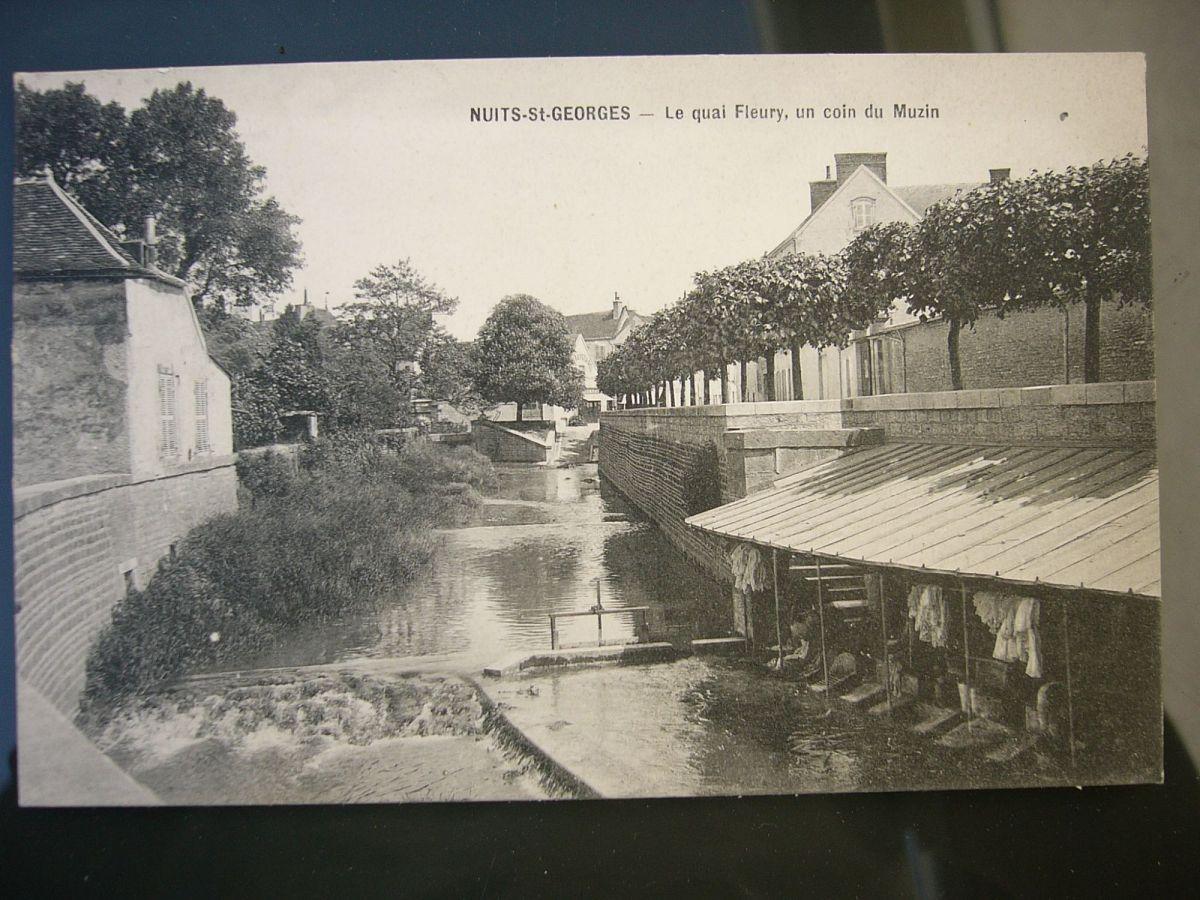 Nuits-Saint-Georges - Lavoir (21) [1]