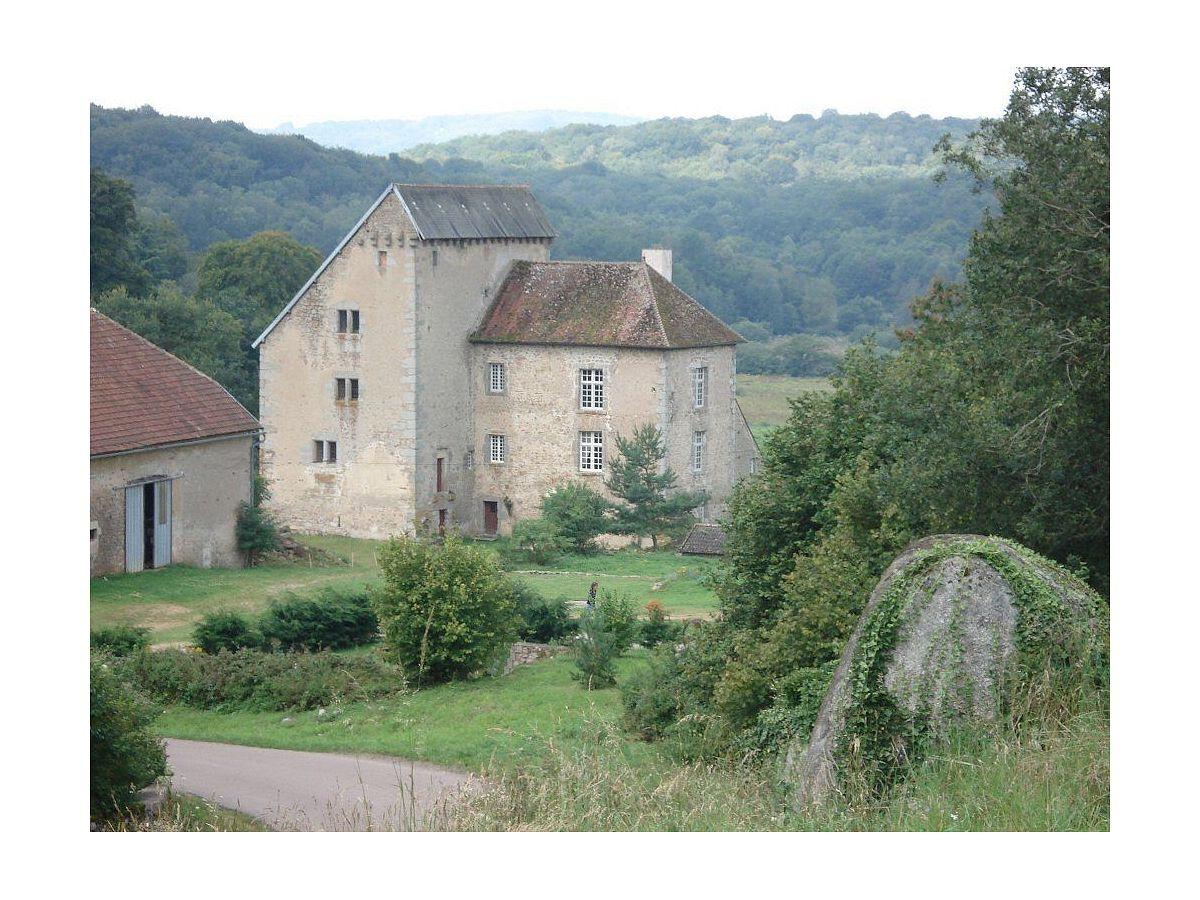 St-Martin-de-la-Mer - Château de Conforgien (21) [1]