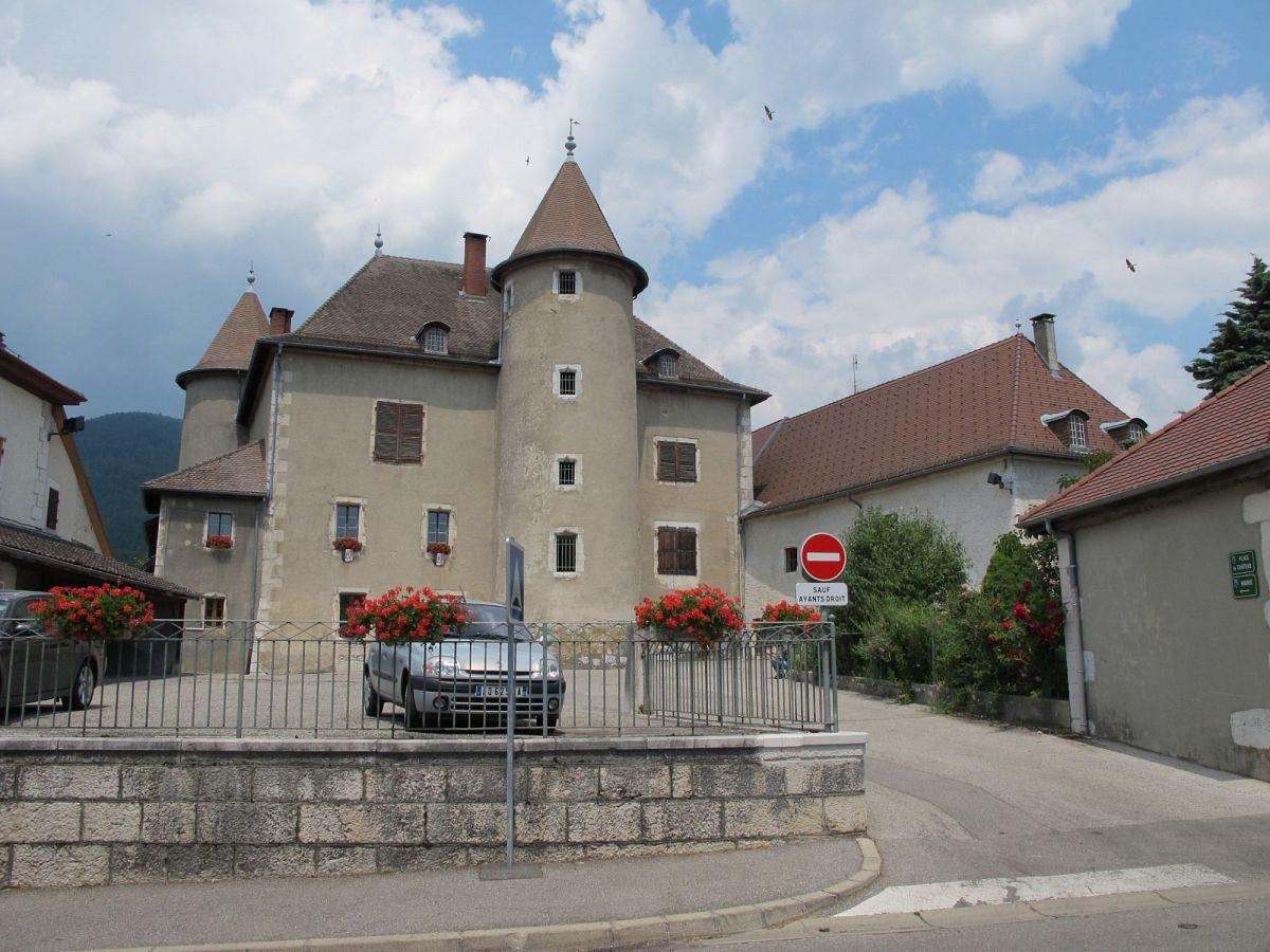Vesancy - Château (01) [1]