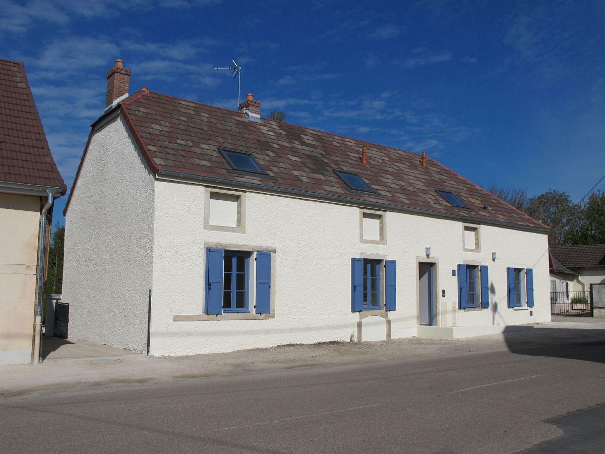 Remilly-sur-Tille - Bâtiment communal (21) [1]