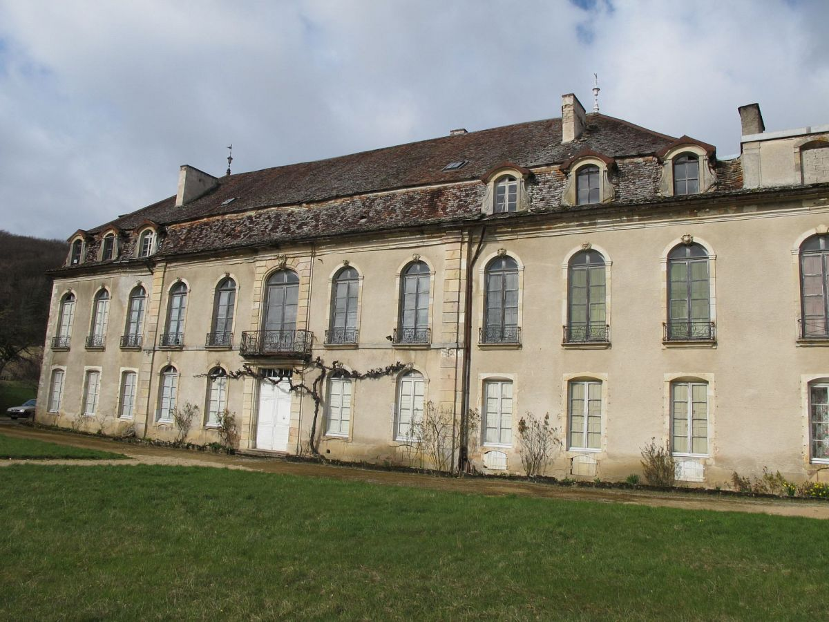 Urcy - Château (21) [1]