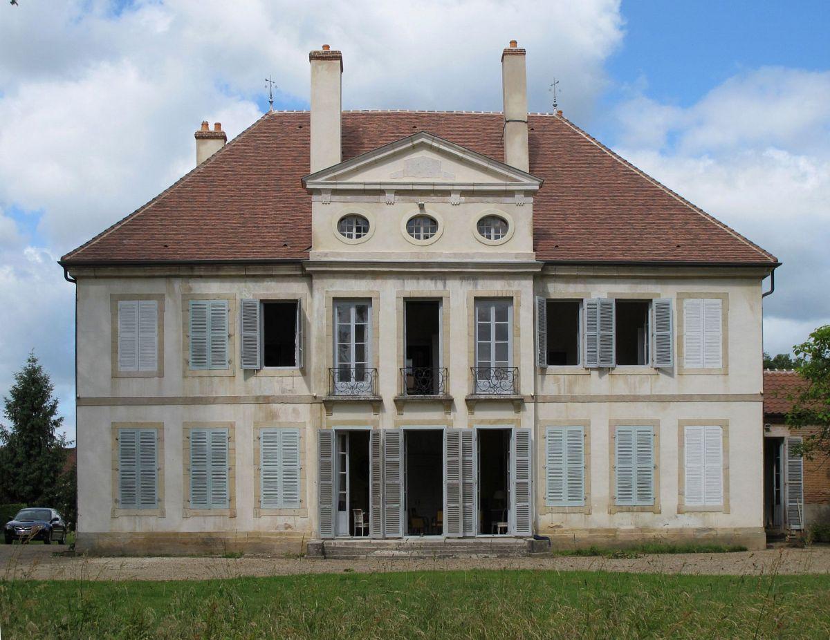 Magny-les-Aubigny - Château (21) [1]