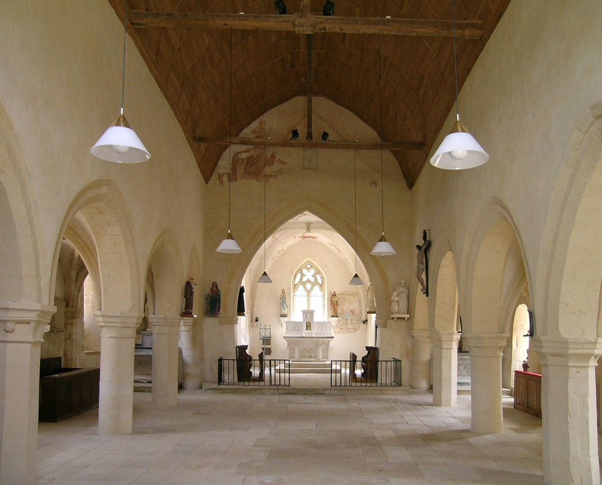 Asnois - Eglise Saint-Loup (58) [3]