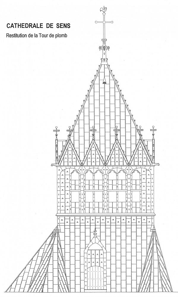 Sens - Cathédrale (89) [1]