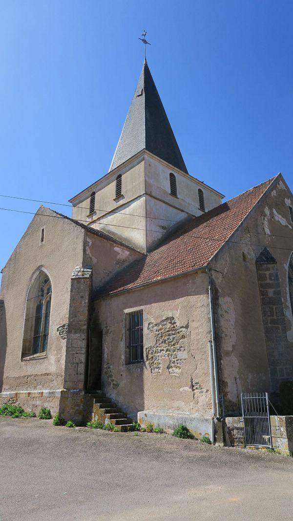 Dompierre-en-Morvan - Eglise Saint-Pierre (21) [2]