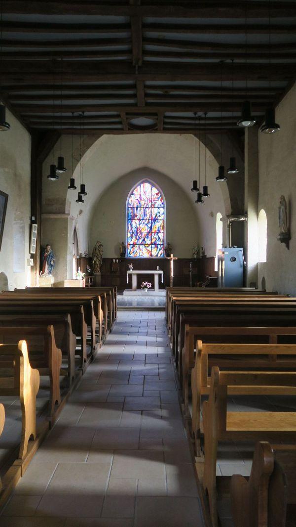 Pouilly-sur-Saône - Eglise Saint-Antoine (21) [3]