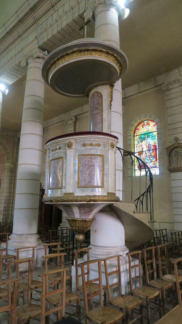 Champlitte - Eglise St-Christophe (70) [6]
