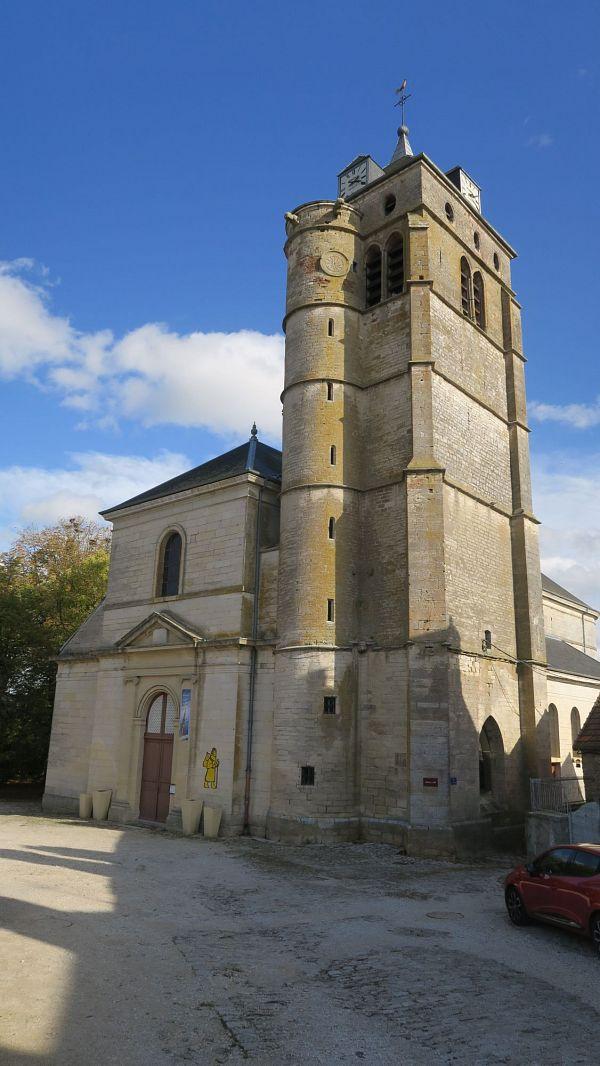 Champlitte - Eglise St-Christophe (70) [2]