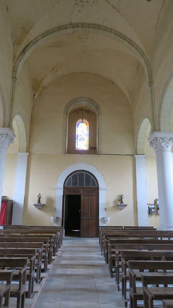 Guipy - Eglise Saint-Germain d'Auxerre (58) [4]