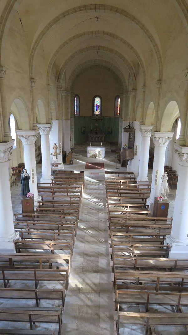 Guipy - Eglise Saint-Germain d'Auxerre (58) [3]