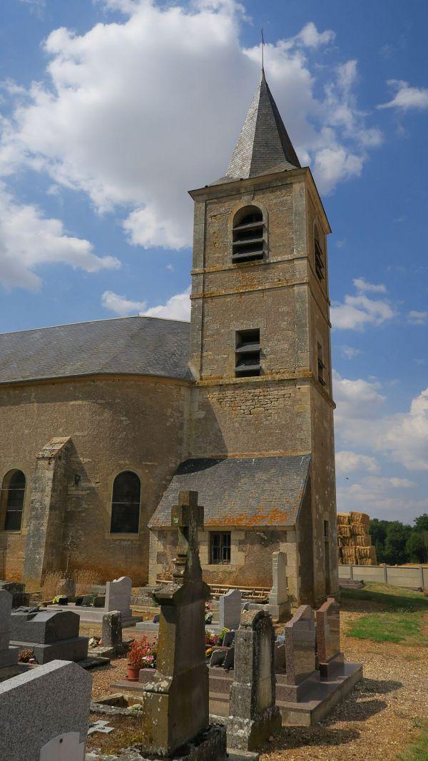 St-Germain-des-Bois - Eglise Saint-Germain (58) [2]