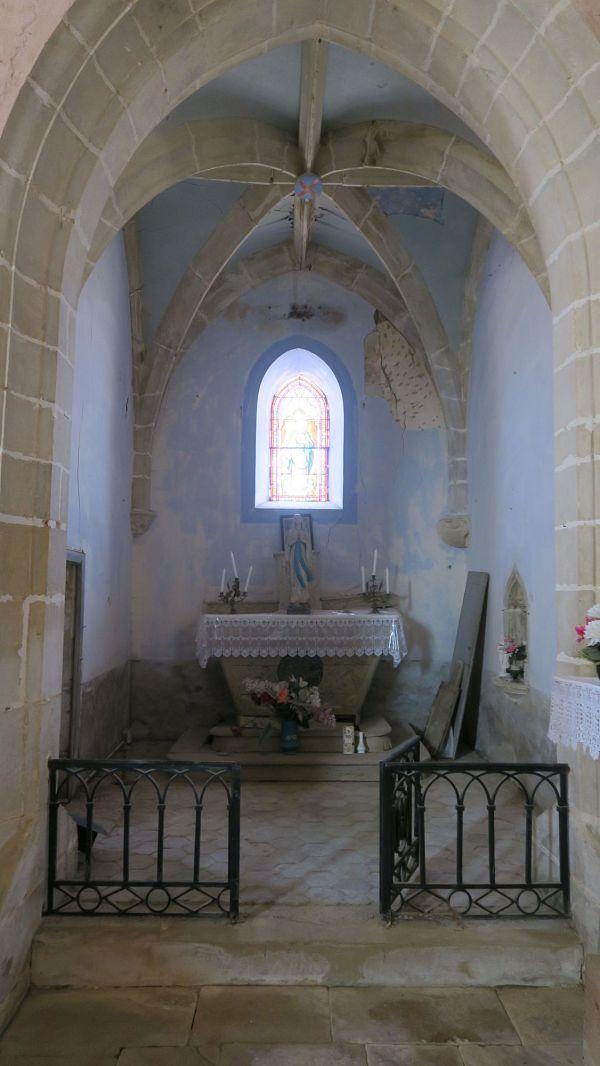 St-Germain-des-Bois - Eglise Saint-Germain (58) [4]