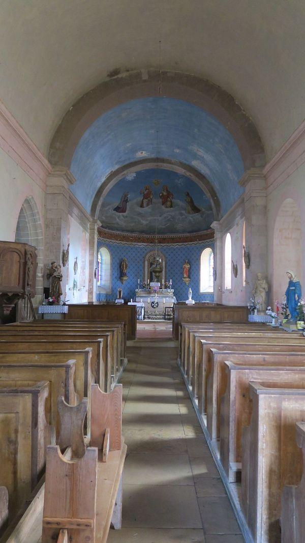 St-Germain-des-Bois - Eglise Saint-Germain (58) [3]