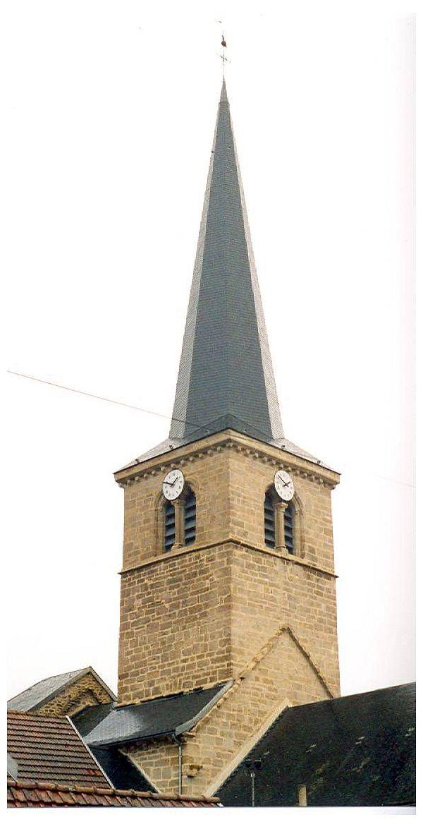 Villy-en-Auxois - Eglise St-Martin (21) [2]
