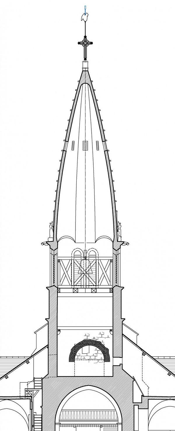 Saint-Léger-sur-Dheune - Eglise St-Léger (71) [8]