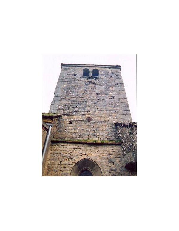 Burzy - Eglise Ste-Foy (71) [4]