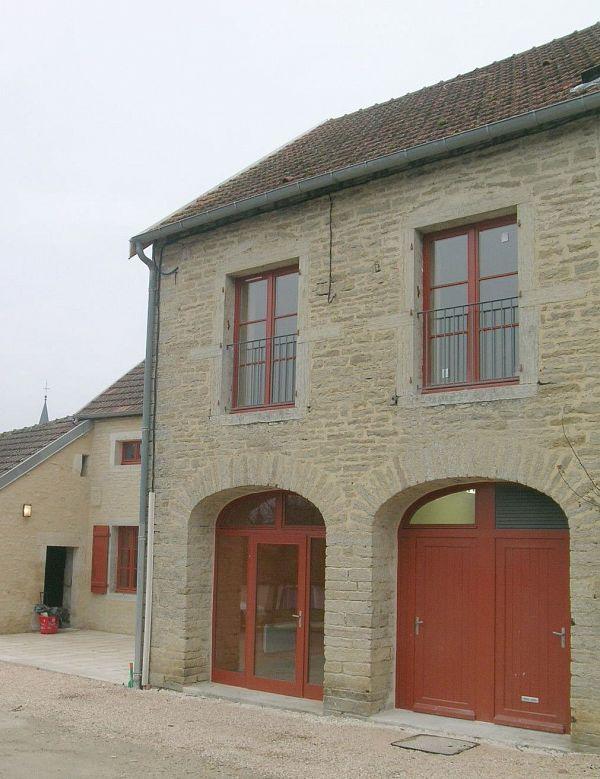 Barbirey-sur-Ouche - Bâtiment communal (21) [2]