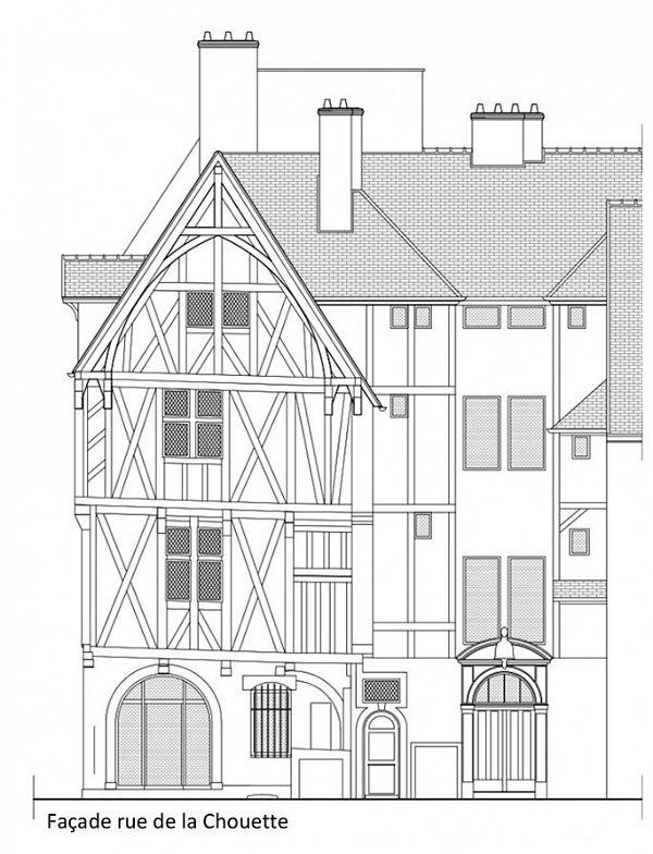 Dijon - Maison à Pan de Bois (21) [7]