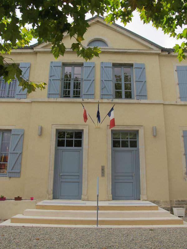 Mavilly-Mandelot - Mairie (21) [1]