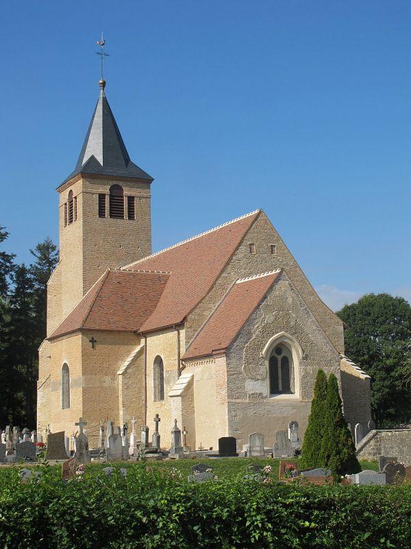 Neublans-Abergement - Eglise St-Etienne (39) [1]