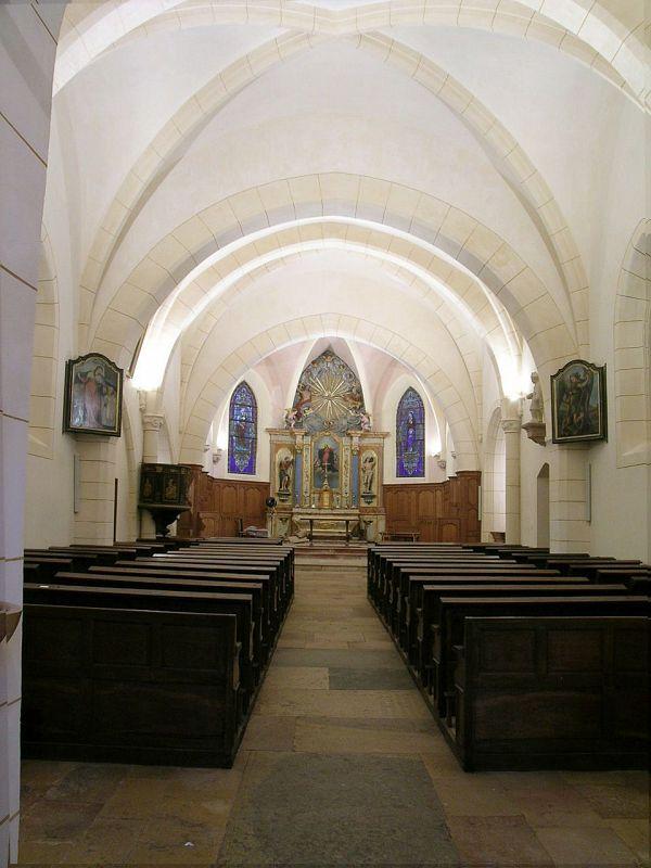 Rahon - Eglise Notre-Dame de l'Assomption (39) [1]