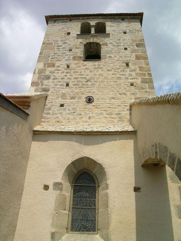 Burzy - Eglise Ste-Foy (71) [5]