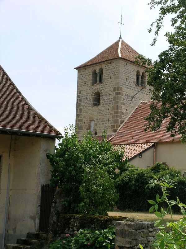 Burzy - Eglise Ste-Foy (71) [6]