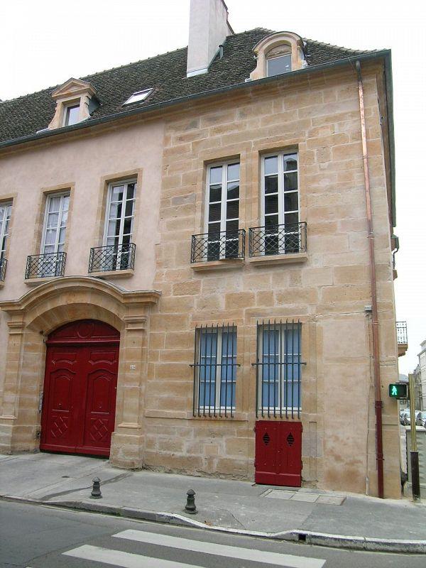 Dijon - Immeuble rue vannerie (21) [2]