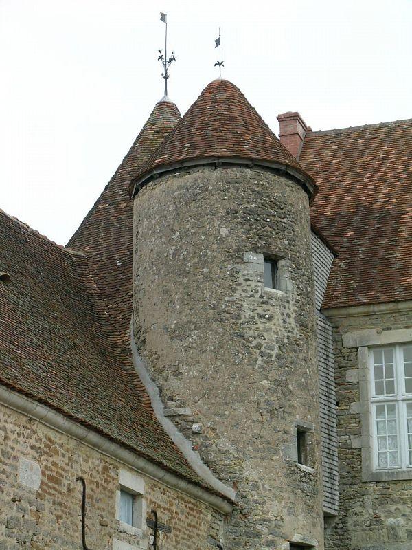 Ecutigny - Château (21) [2]
