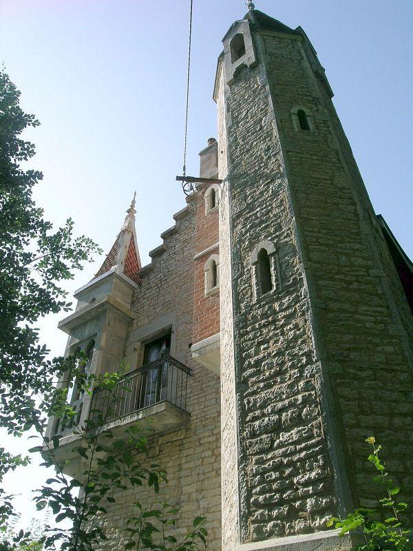 Chalezeule - Chateau de la Juive (25) [2]