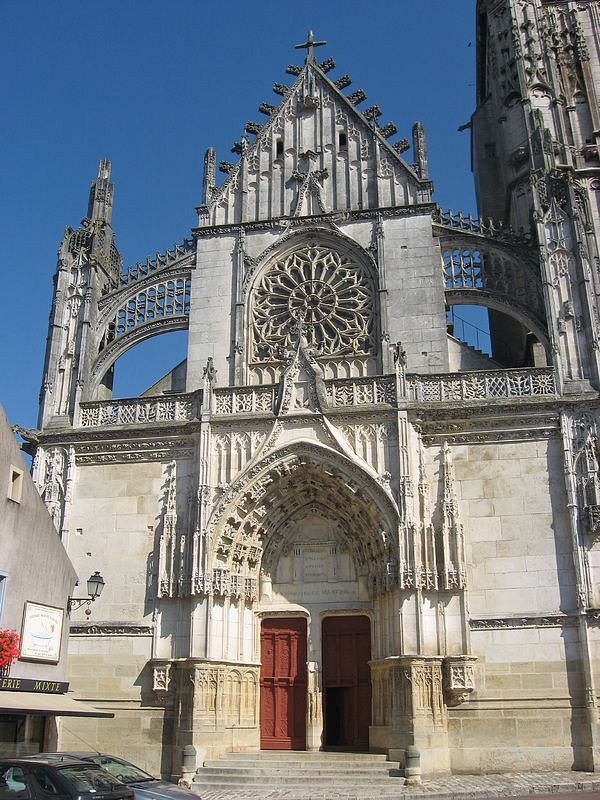 Clamecy - Collégiale (58) [1]