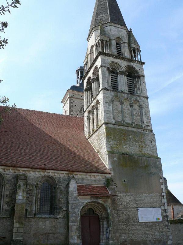 Vermenton - Eglise (89) [1]