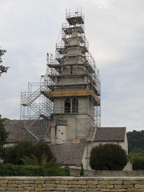 Auxey-Duresses - Eglise St-Martin (21) [3]
