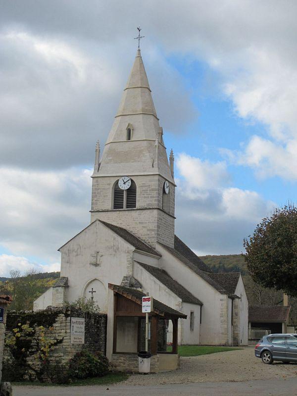 Auxey-Duresses - Eglise St-Martin (21) [1]