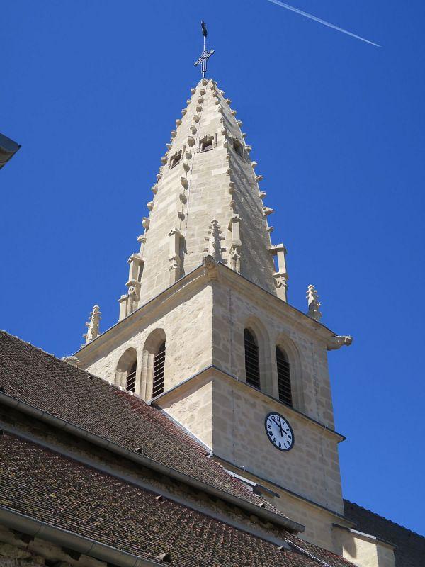 Saint-Léger-sur-Dheune - Eglise St-Léger (71) [1]