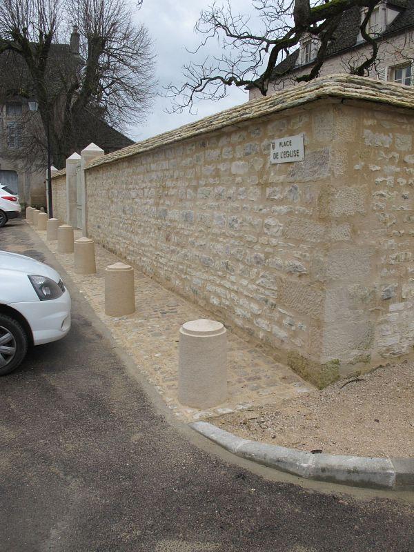 Pommard - Mur de clôture (21) [3]