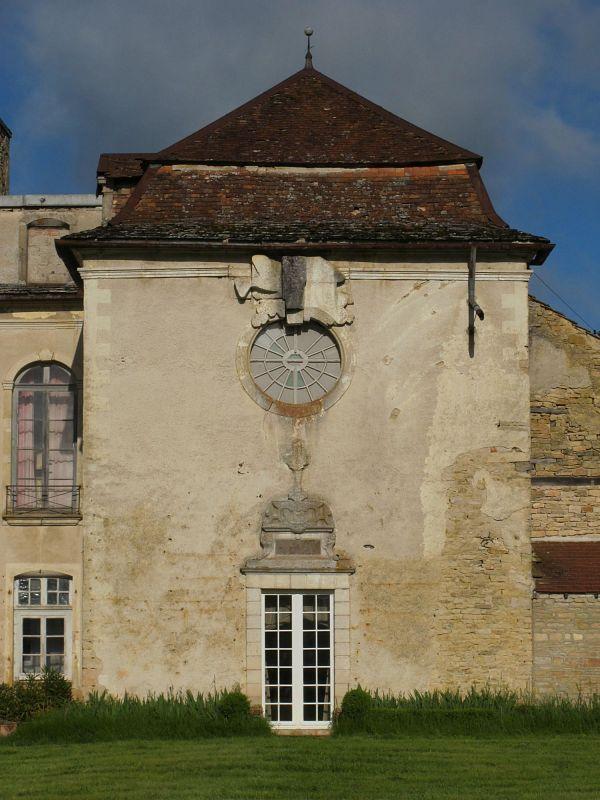 Urcy - Château (21) [4]