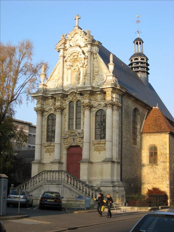 Nevers - Chapelle de la Visitation (58) [2]