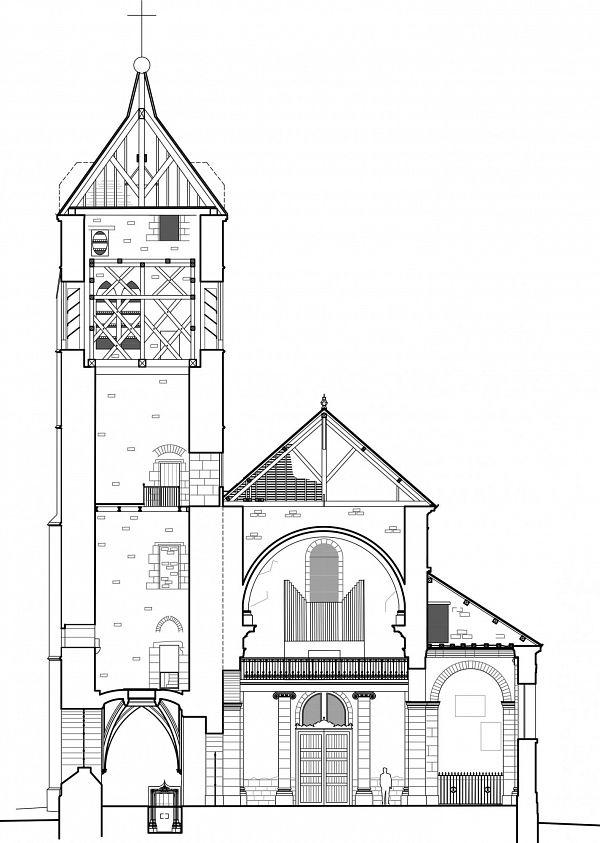 Champlitte - Eglise St-Christophe (70) [3]