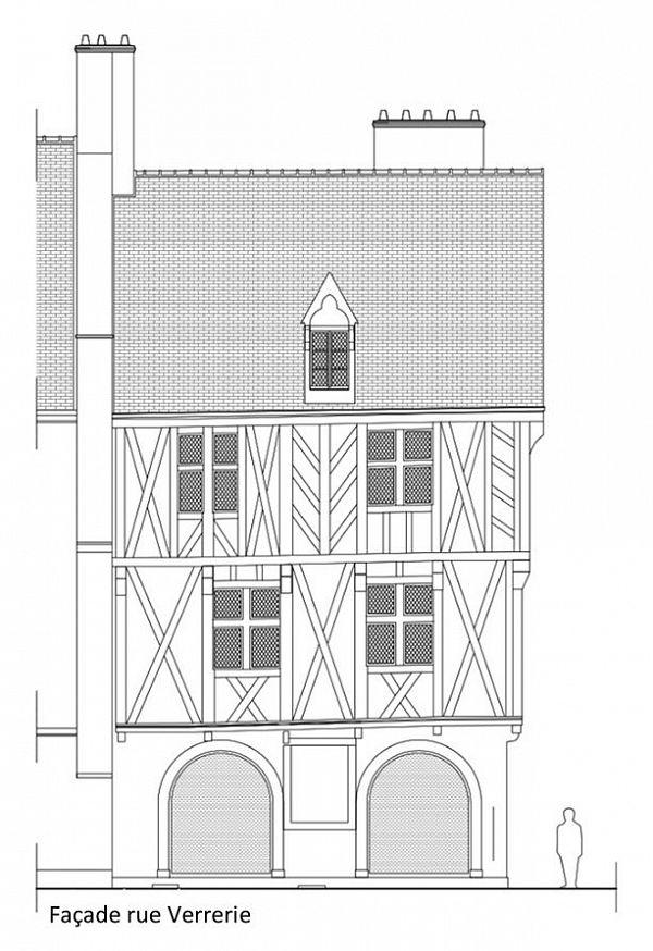 Dijon - Maison à Pan de Bois (21) [6]