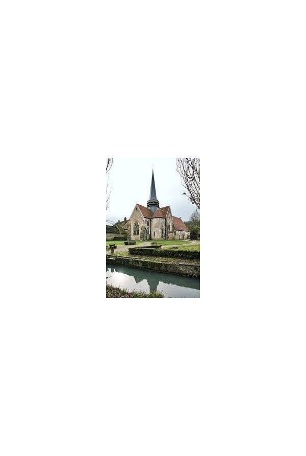 La Ferté-Loupière Eglise (89) [2]