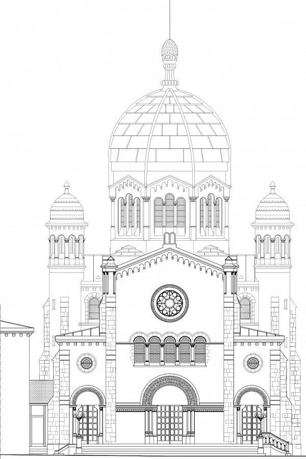 Dijon - Synagogue (21) [6]