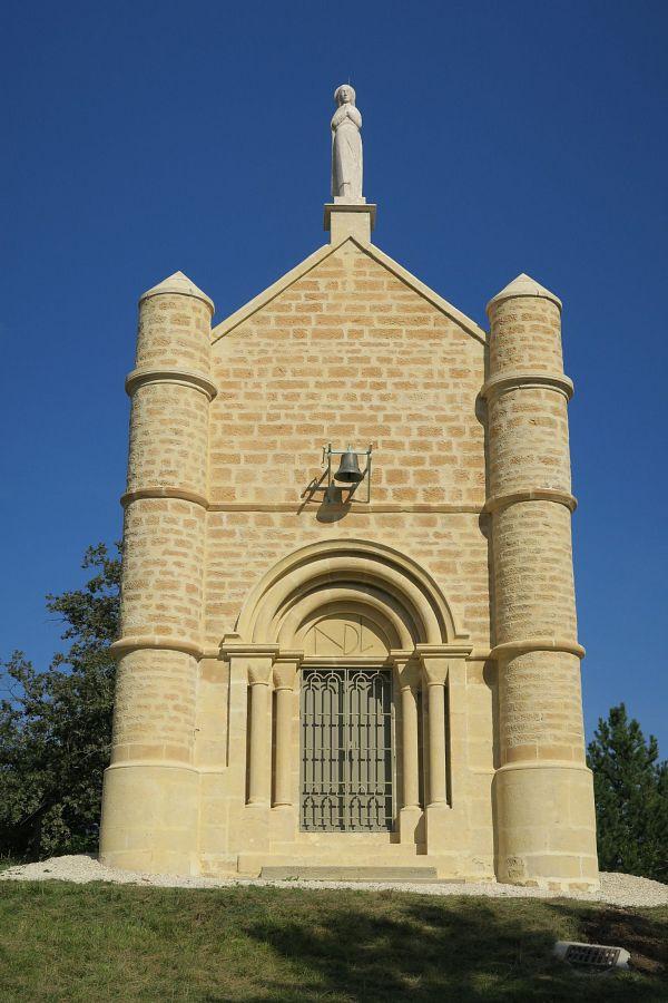 Menou - Chapelle Notre-Dame de la tête ronde (58) [1]