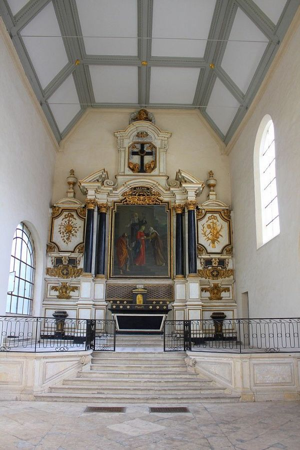 Nevers - Chapelle de la Visitation (58) [1]