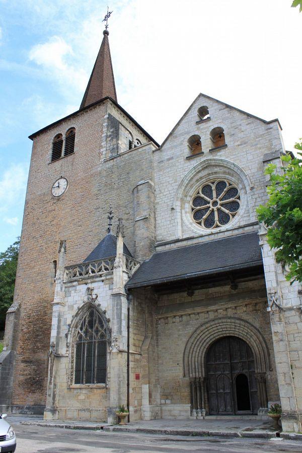 Salins-les-Bains - Eglise St-Anatoile (39) [1]