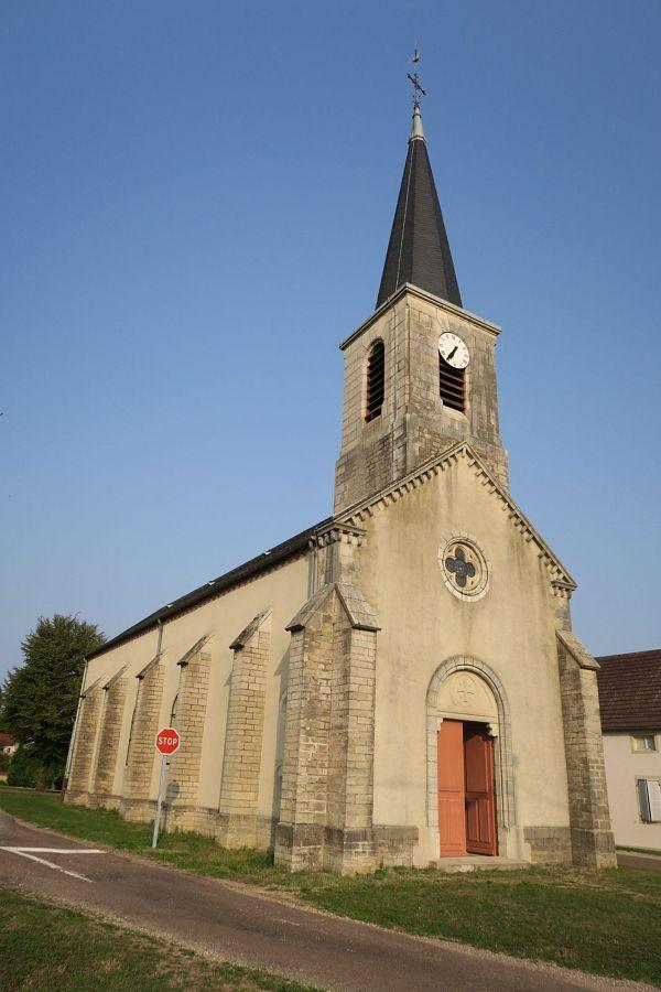 Montot - Eglise Saint-Rémi (21) [2]