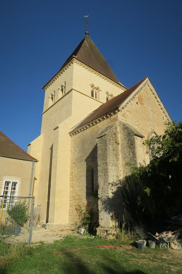 Jancigny - Eglise Saint-Léger (21) [1]