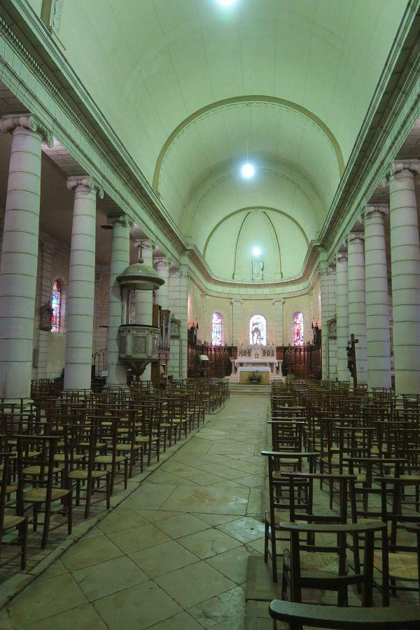 Champlitte - Eglise St-Christophe (70) [7]