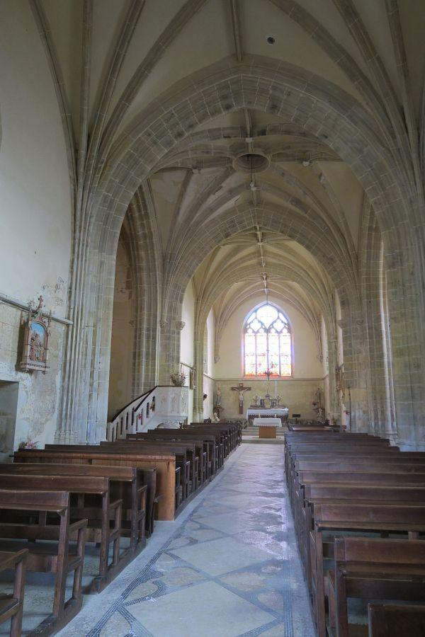 Moraches - Eglise St-Celse et St-Nazaire (58) [4]