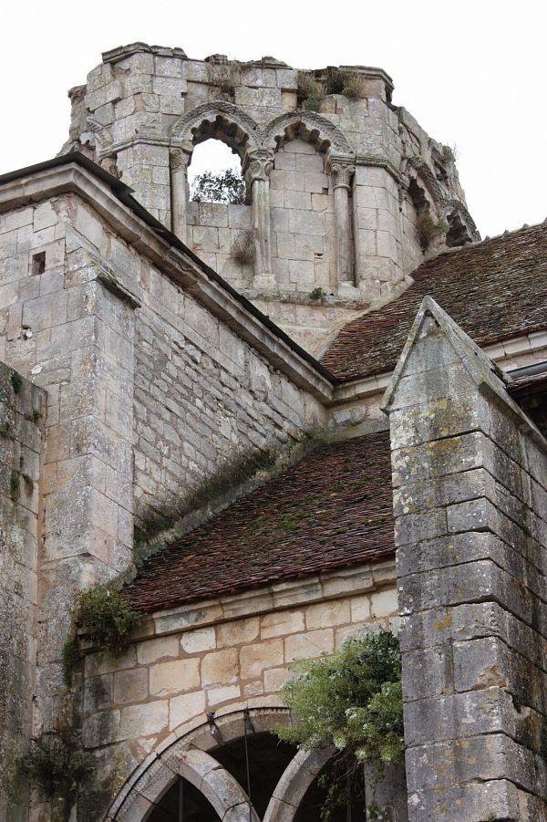 St-Laurent l'Abbaye - Eglise (58) [1]